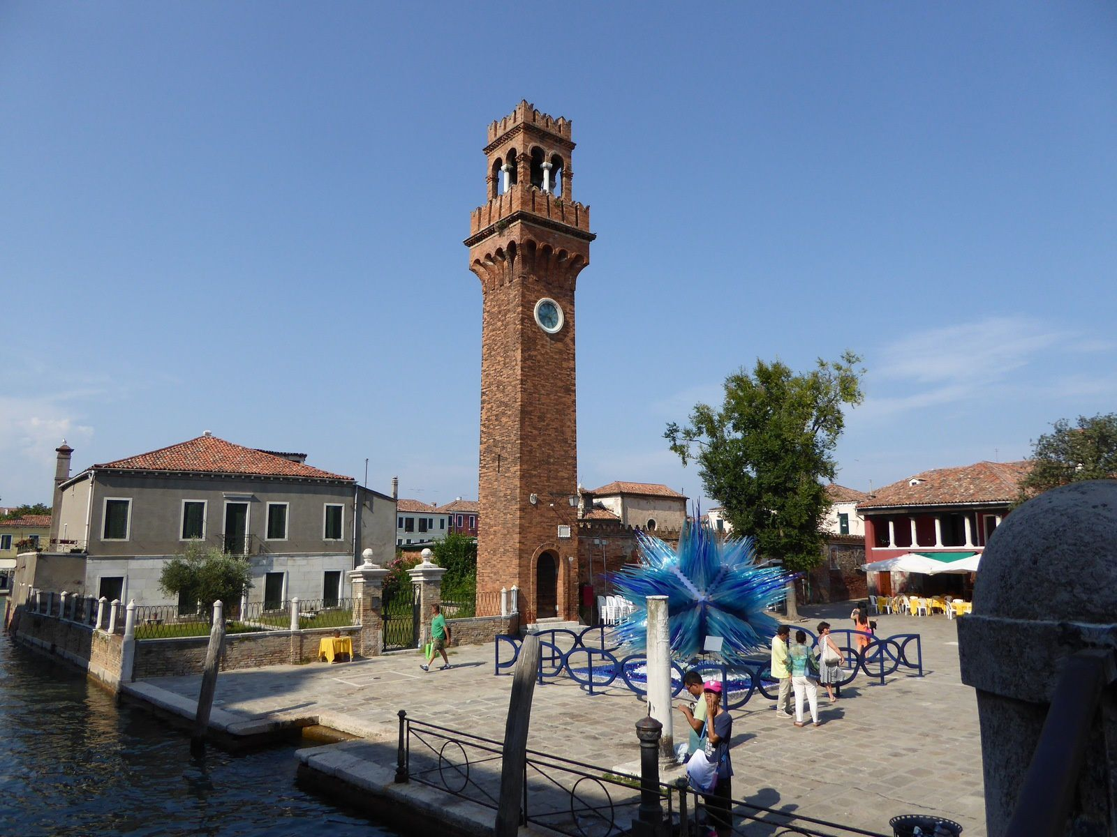 Venise-Murano - Italie été 2015.