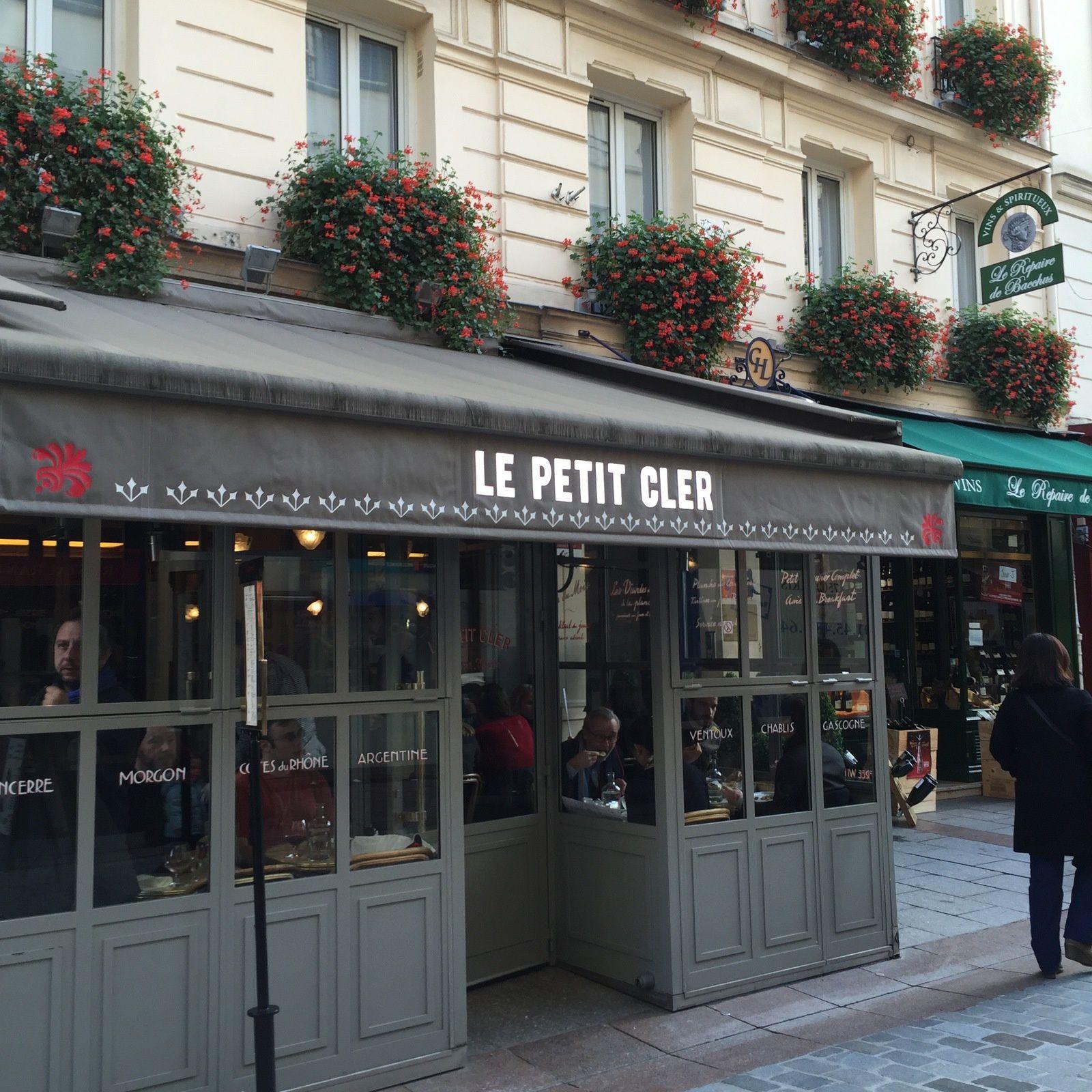 """Restaurant """"Le Petit Cler"""""""