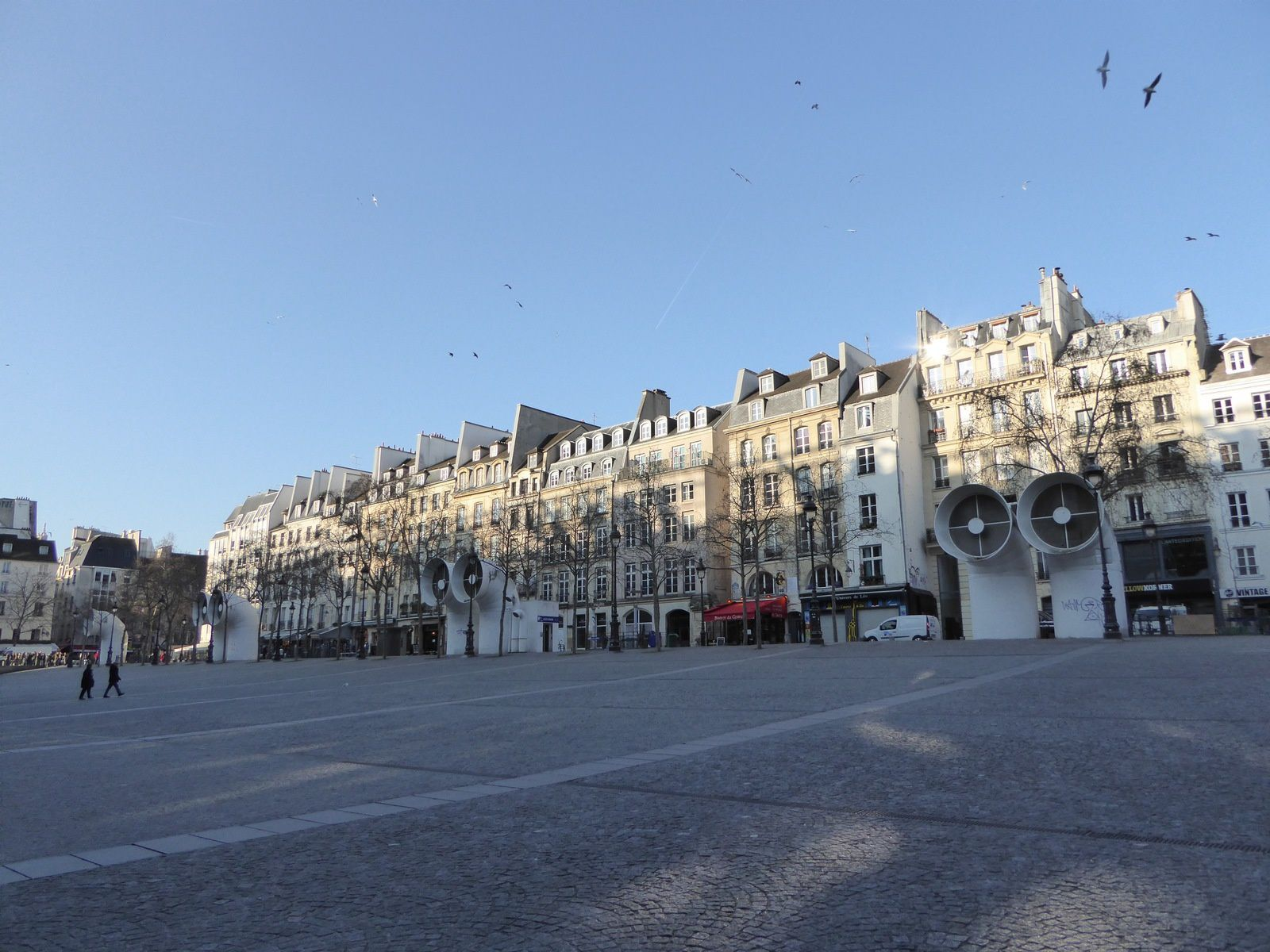 Promenade à Paris Hiver 2016. 6/..