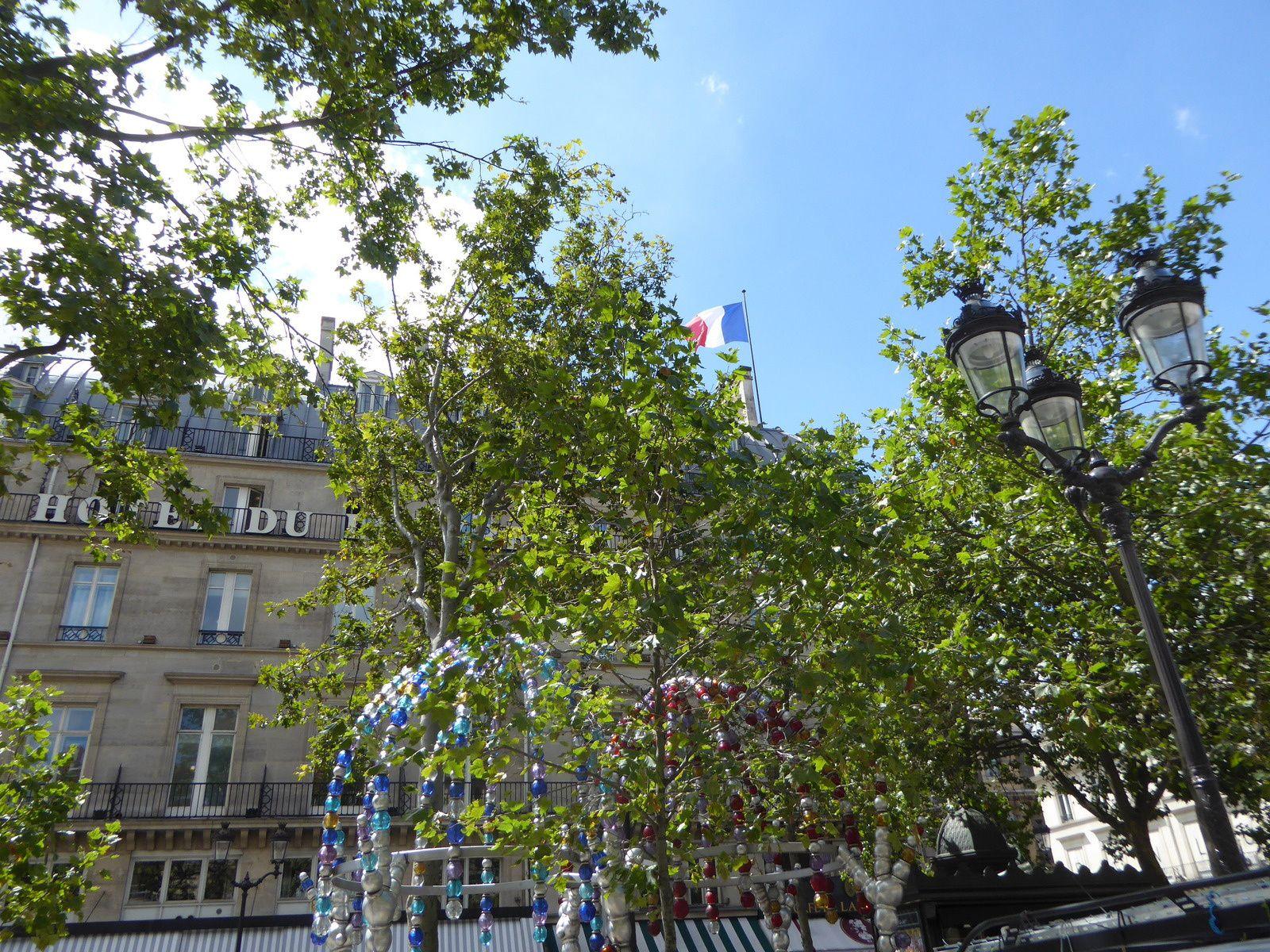 Promenade à Paris Eté 2016 - 3/..