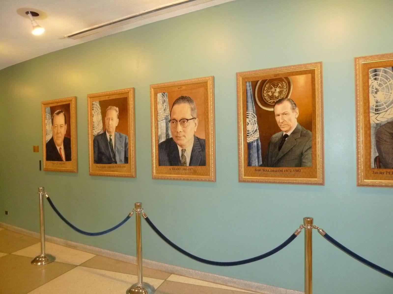 New York City, l'ONU - Mai 2017.
