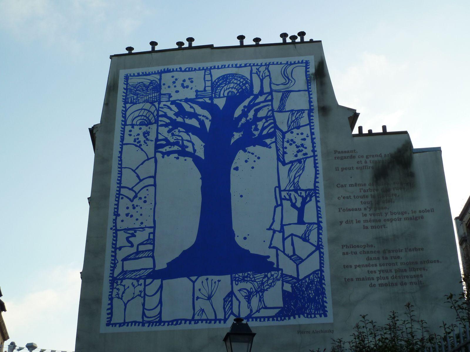 De Montparnasse à la Place Monge...