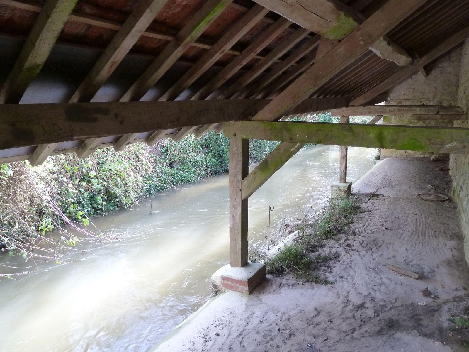 Randonnée de Méry-sur-Oise à Valmondois, 23,2 km.