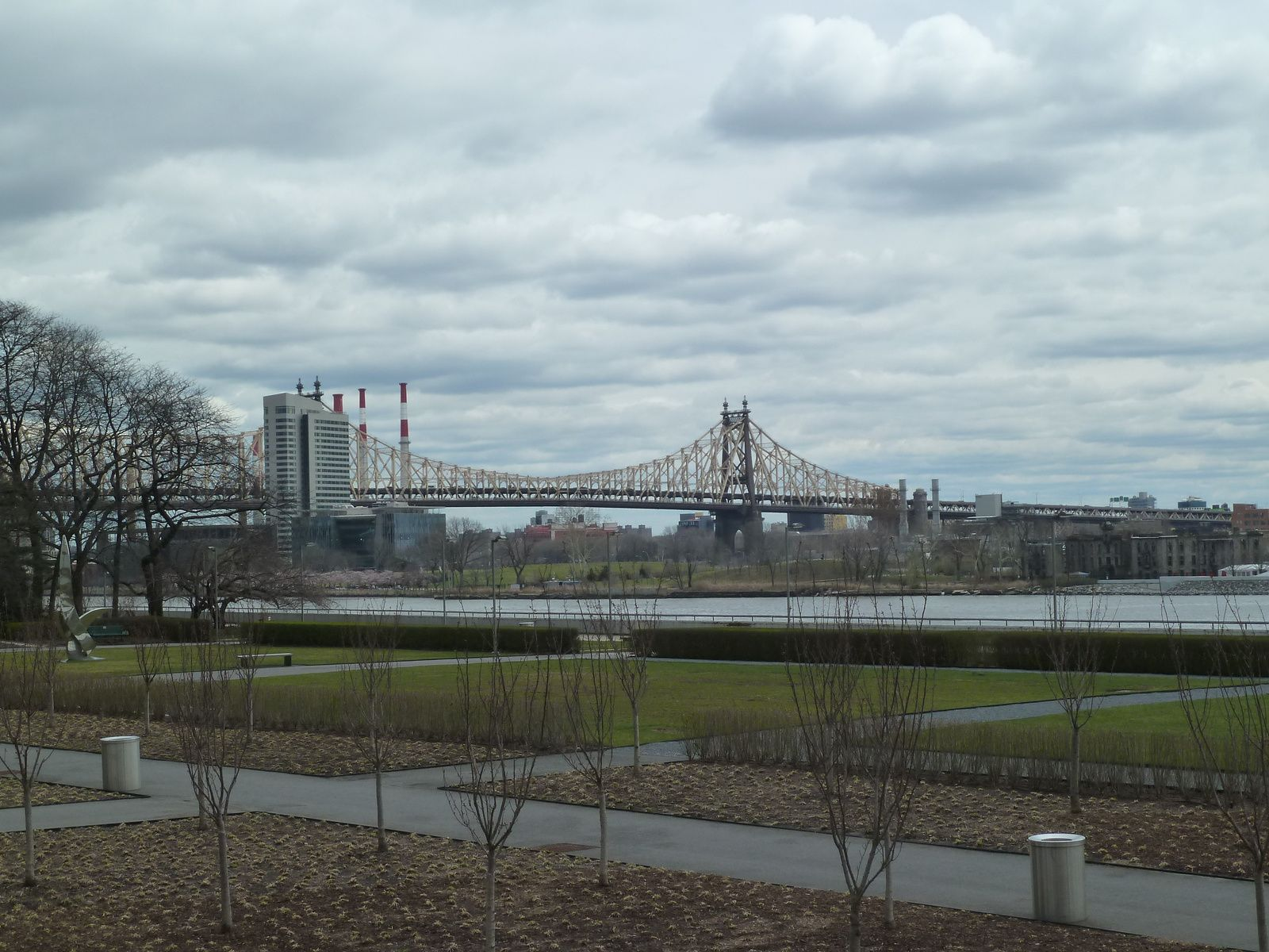 Queensborough Bridge.