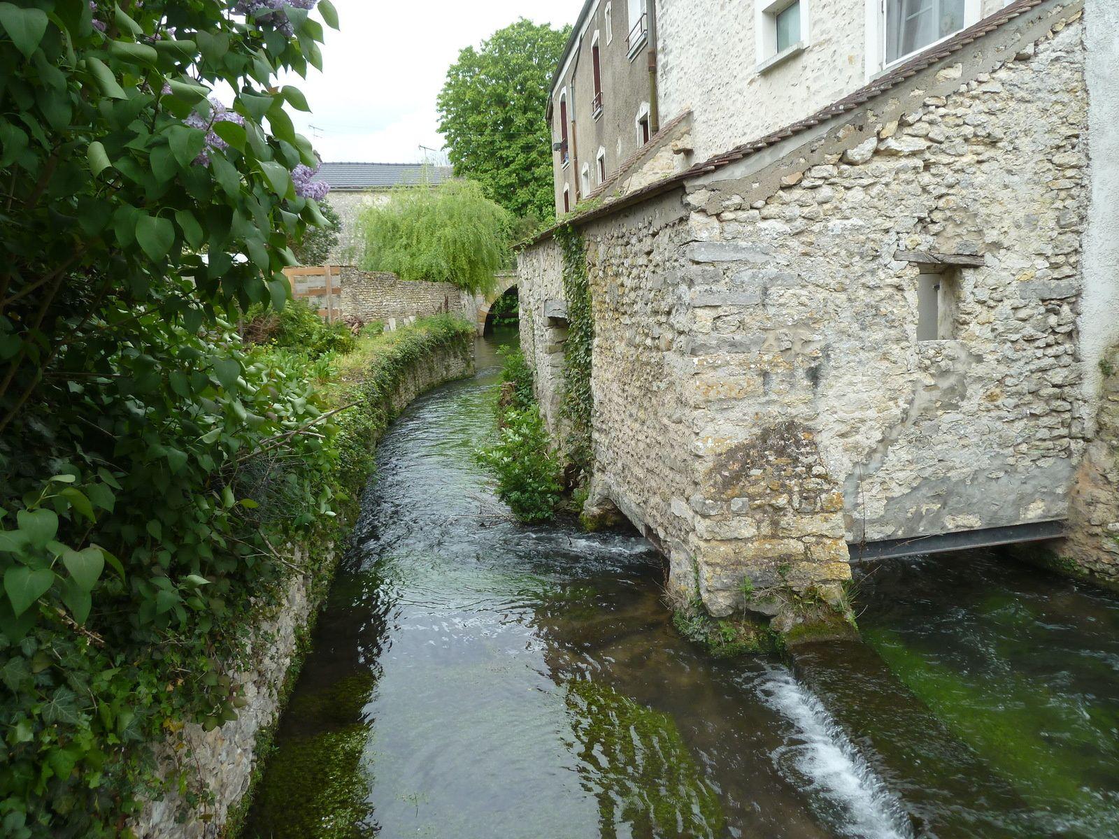 Randonnée en boucle de Saint-Martin d'Etampes - 19,7 km.