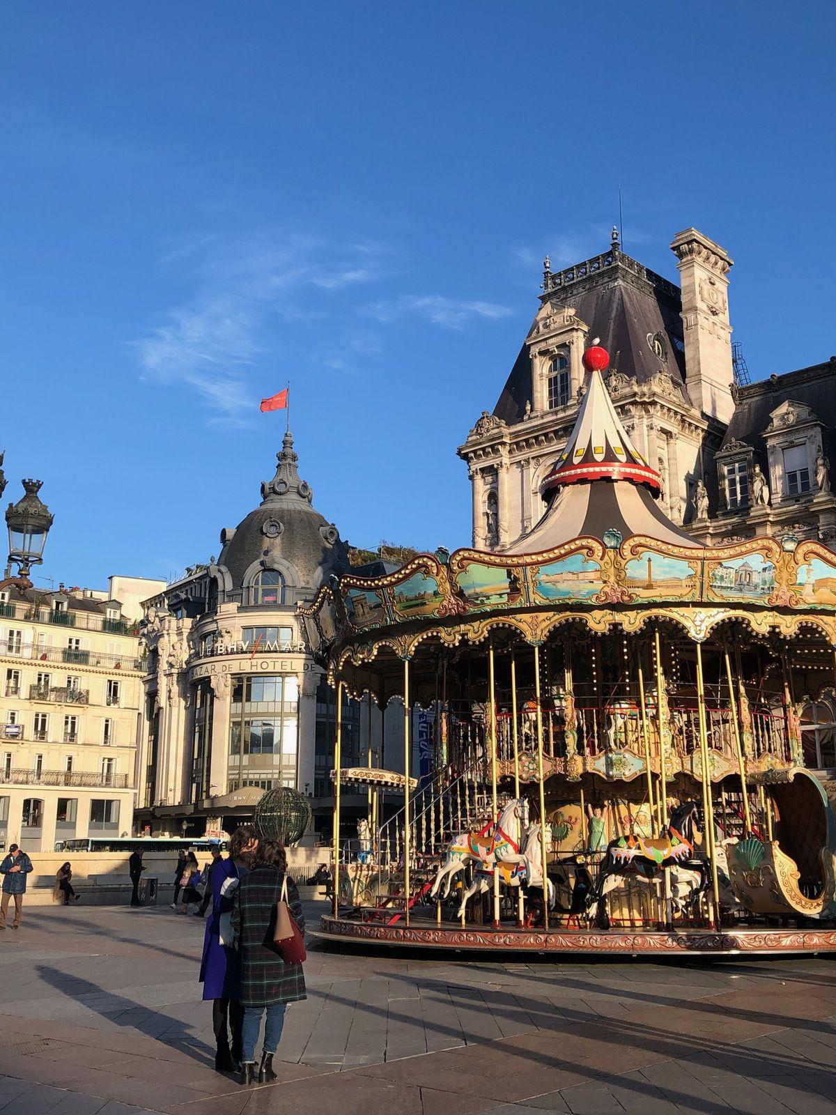 Promenade sur les quais de Seine ...
