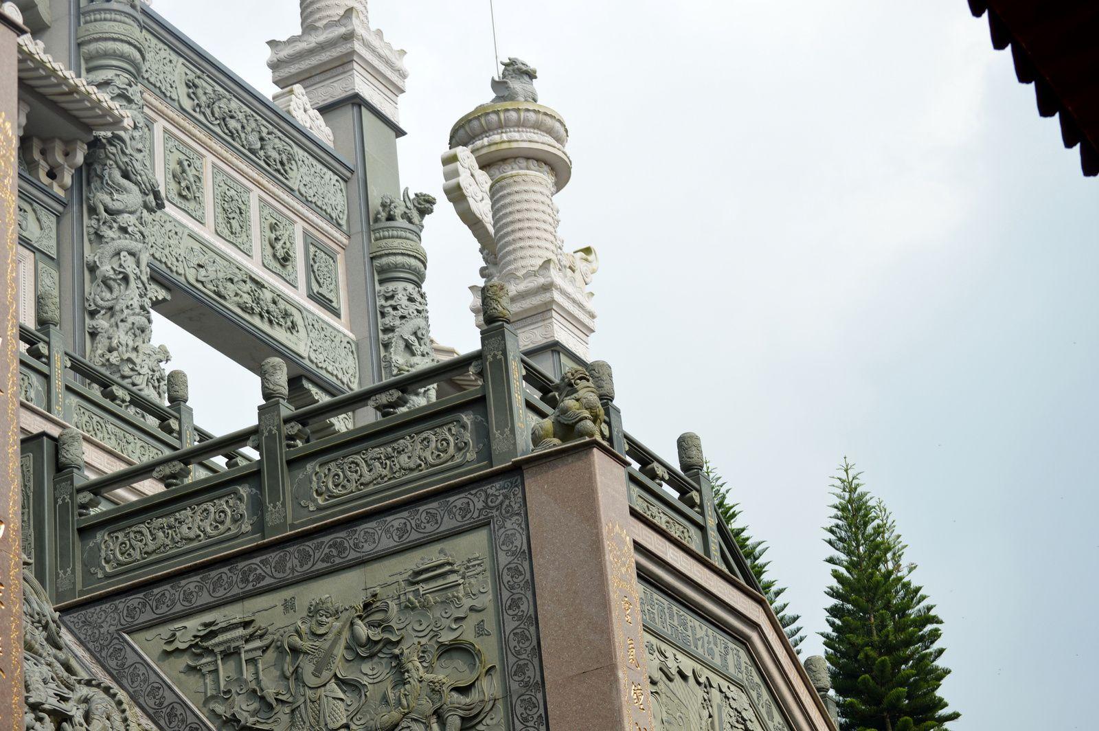 Le lac du Soleil et de la Lune 日月潭, Taichung 台中