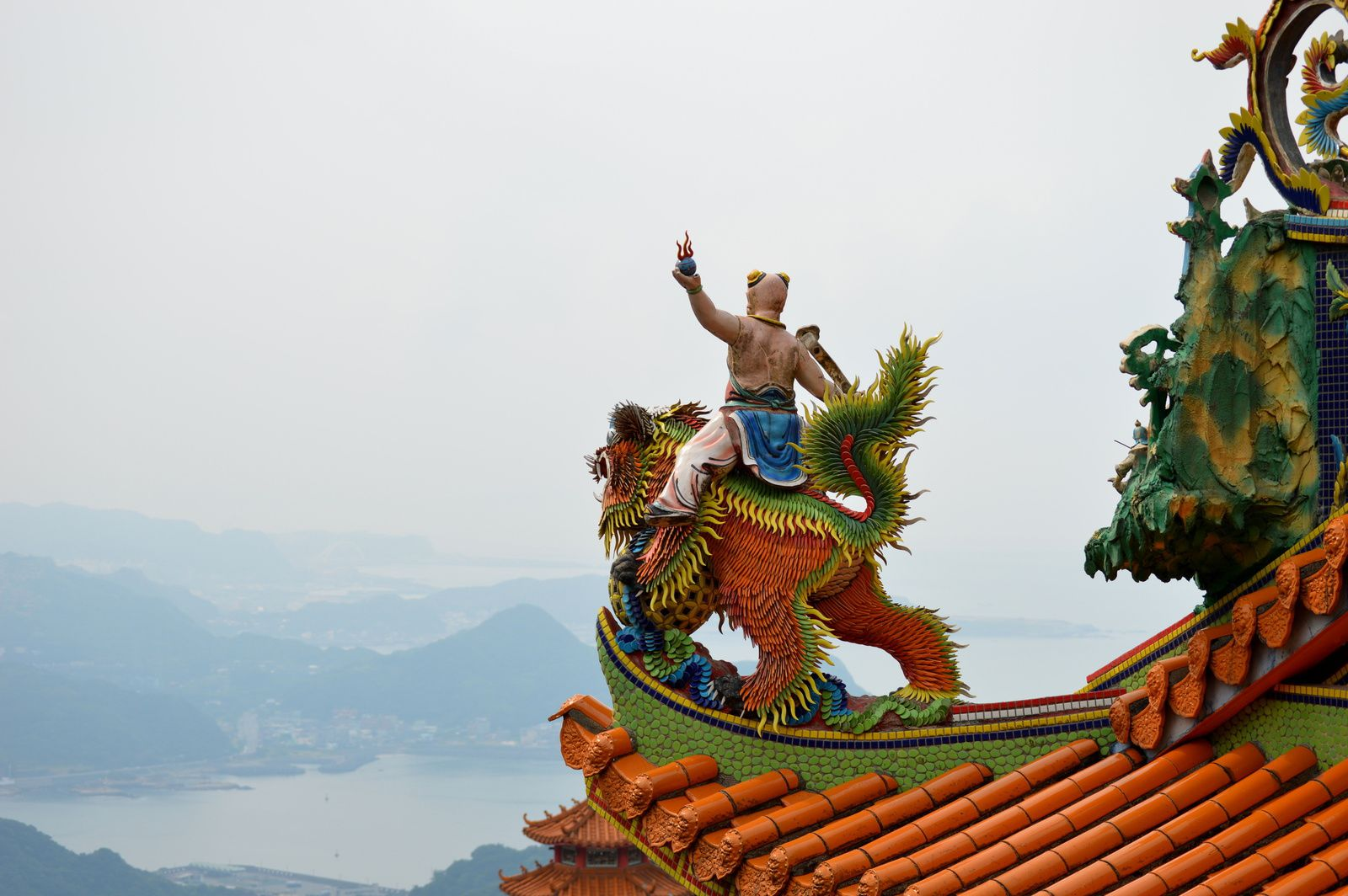Jiufen 九份, ou le voyage de Chihiro