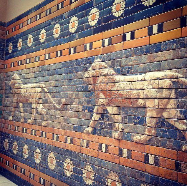 Le musée Pergame: de Berlin à Babylone