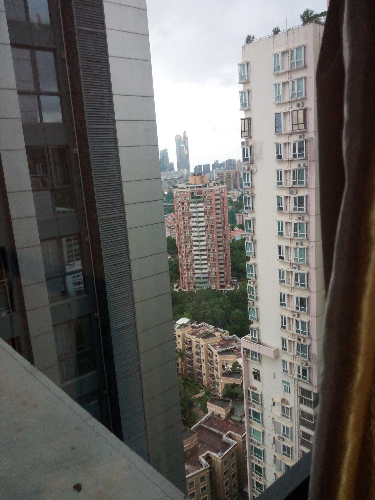 J'habite à Shenzhen 深圳 !