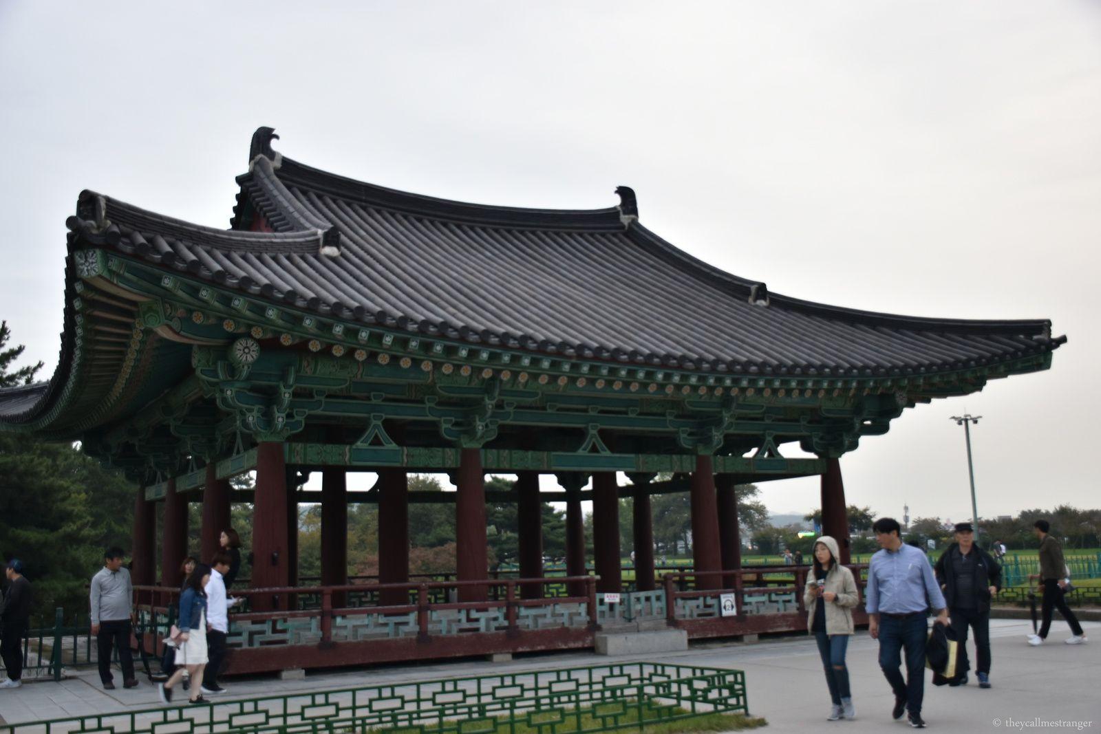 2 jours à Gyeongju, ville historique
