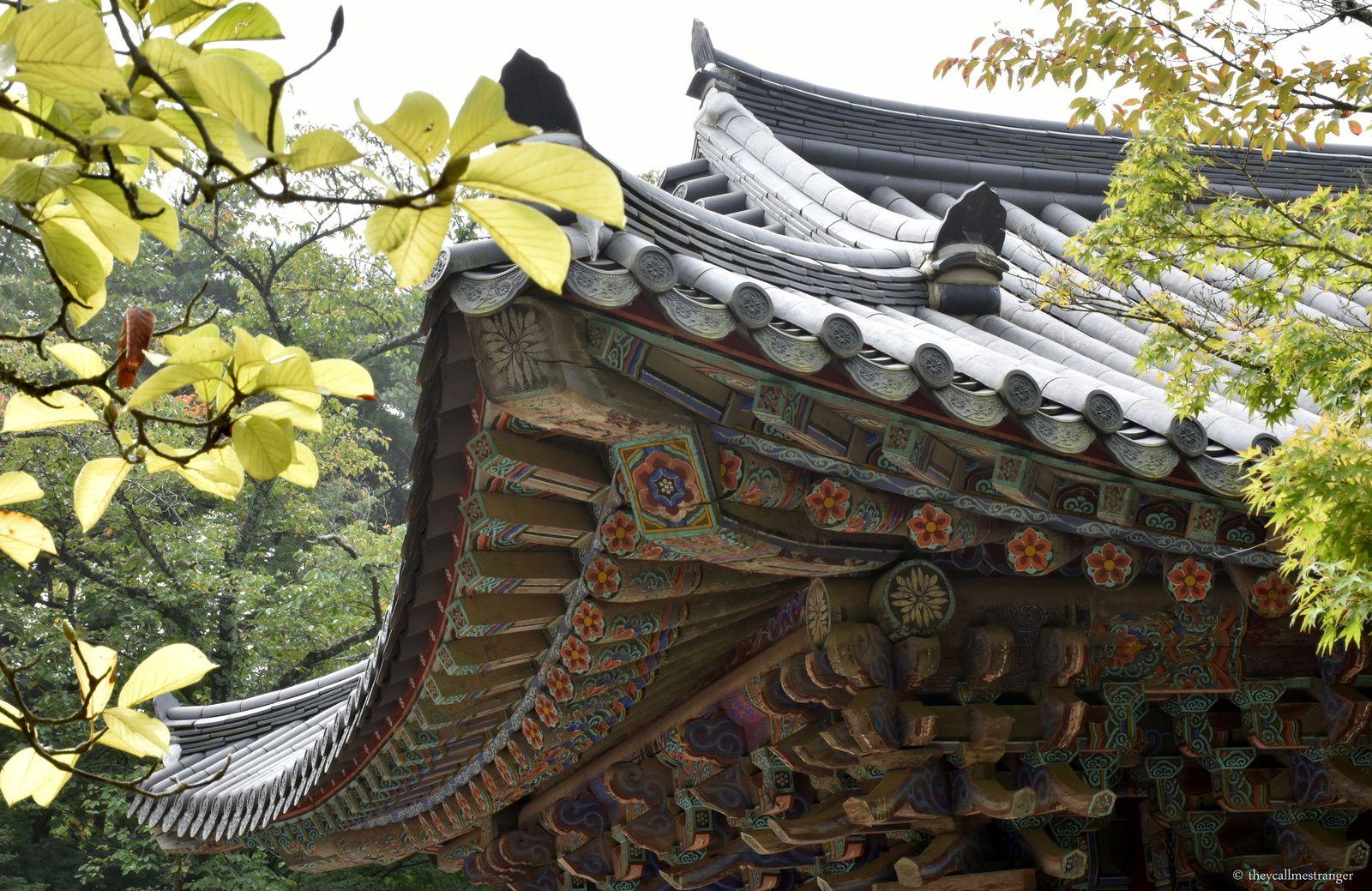 Le temple bouddhiste Bulguksa et ses milliers de stupas, Gyeongju
