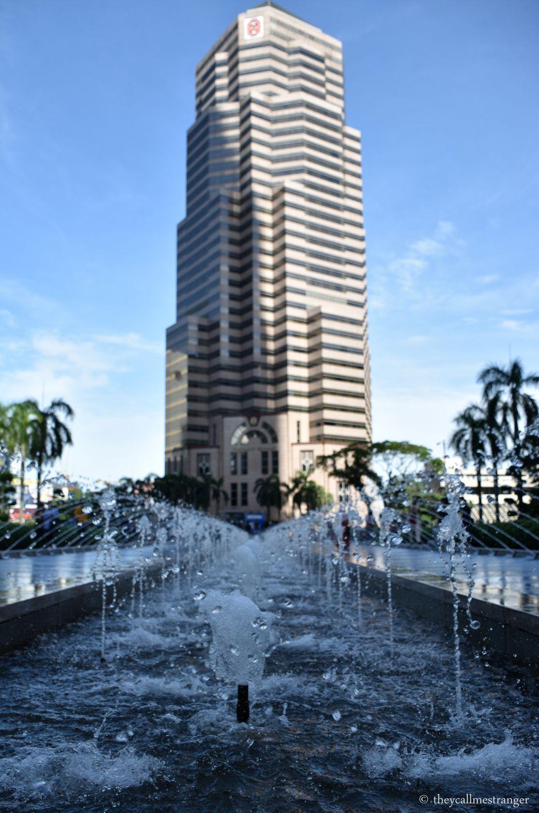 Escale à Kuala Lumpur