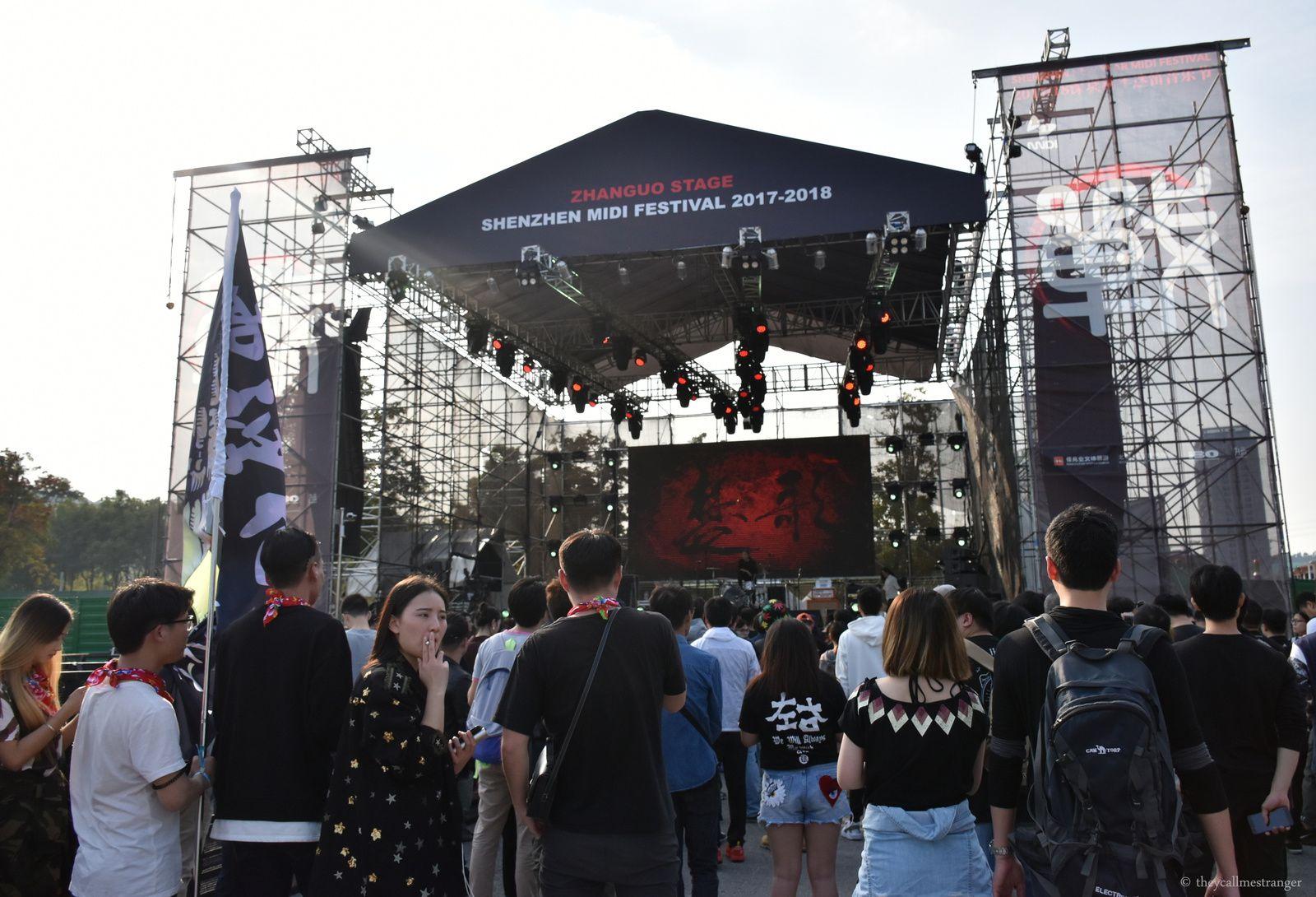 Shenzhen MIDI Music Festival