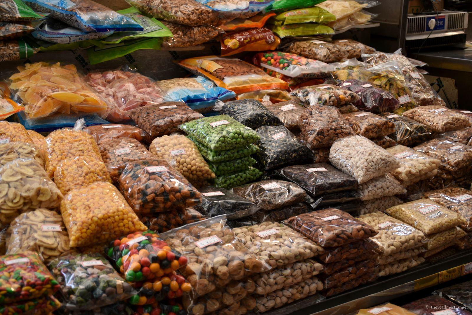 Street food à Seoul : Que manger au marché Gwangjang ?