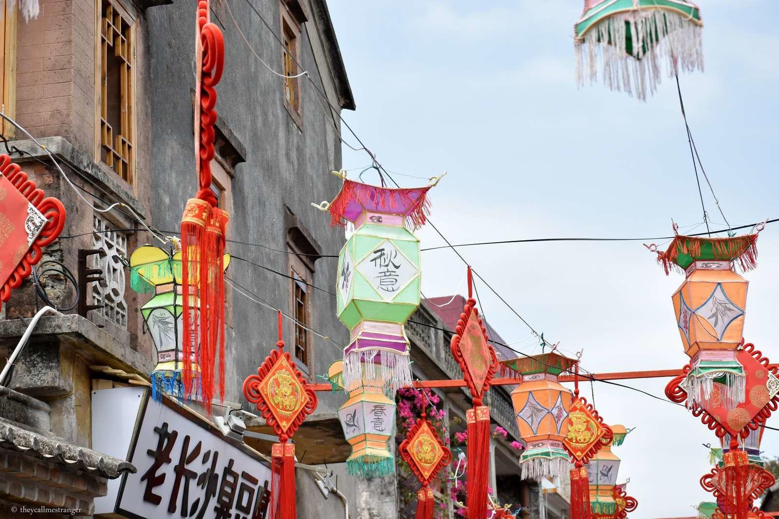 La forteresse de Dapeng 大鹏所城