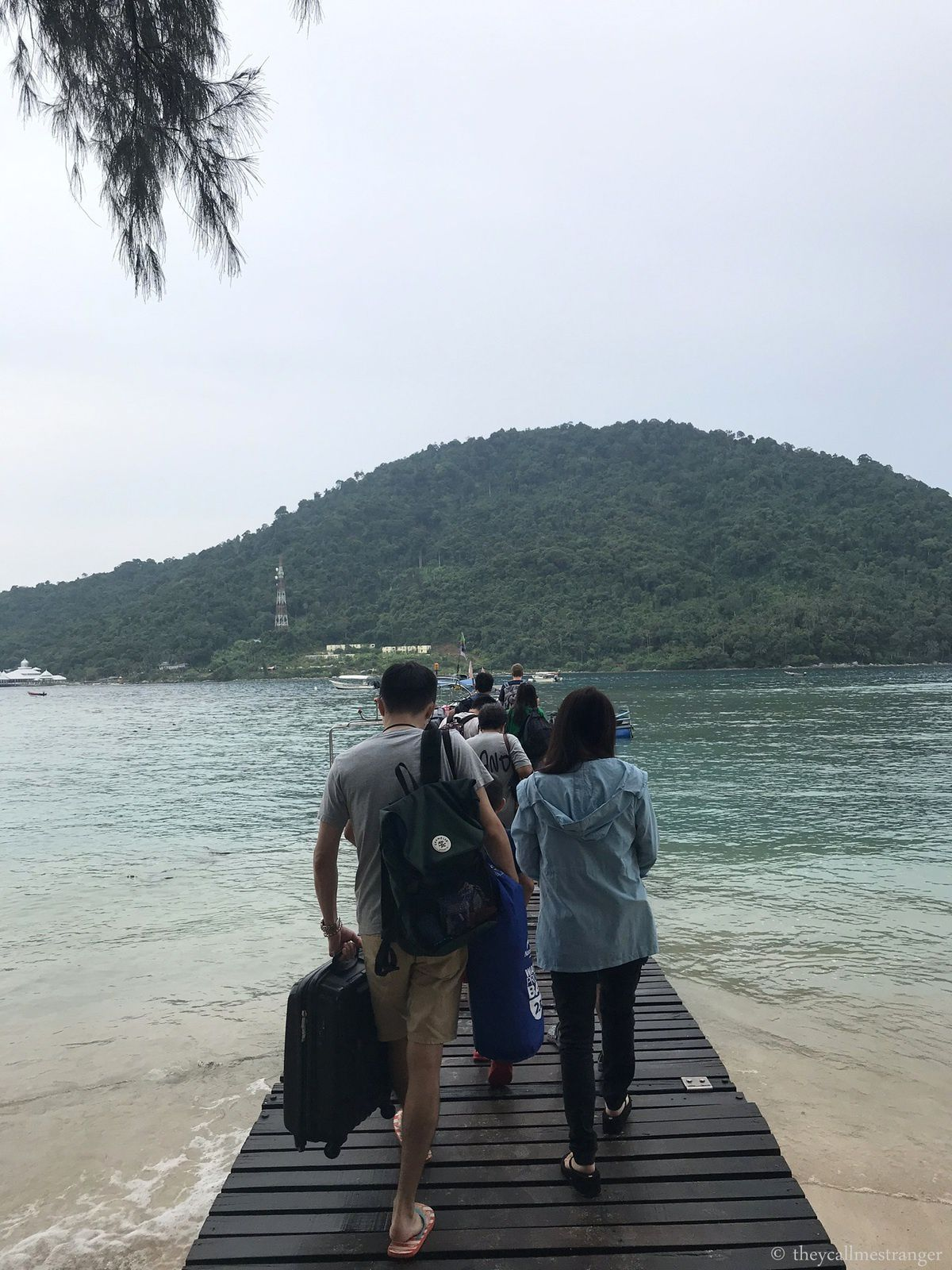Bye Perhentian Islands