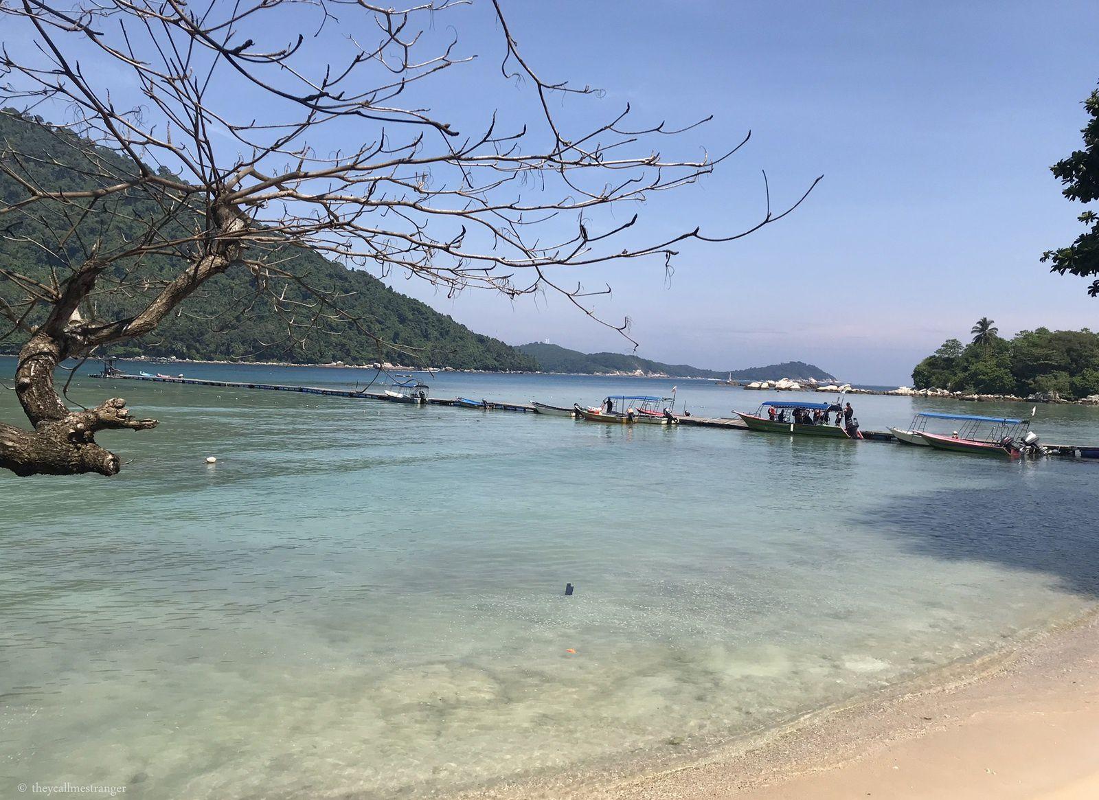Iles Perhentian : 3 jours au Paradis