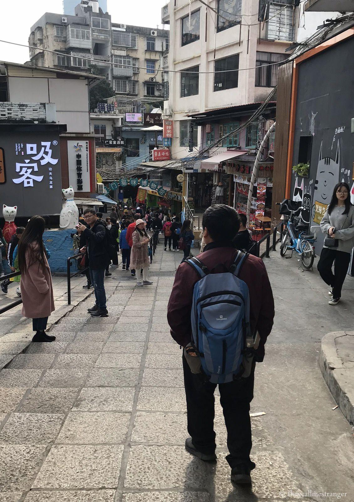 Province du Fujian : un petit tour à Xiamen 厦门