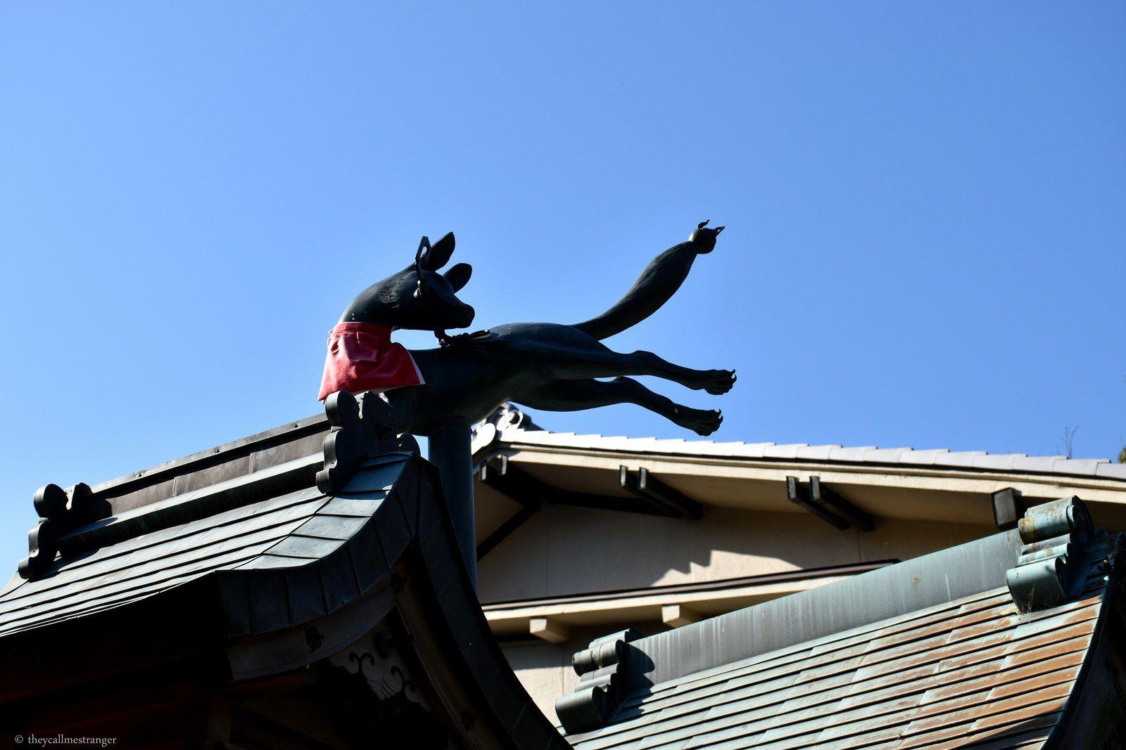Fushimi Inari Taisha, le sanctuaire aux milliers de torii, Kyoto
