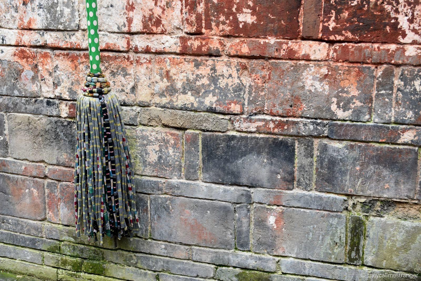 Furong 芙蓉, la vieille ville perchée au sommet d'une cascade