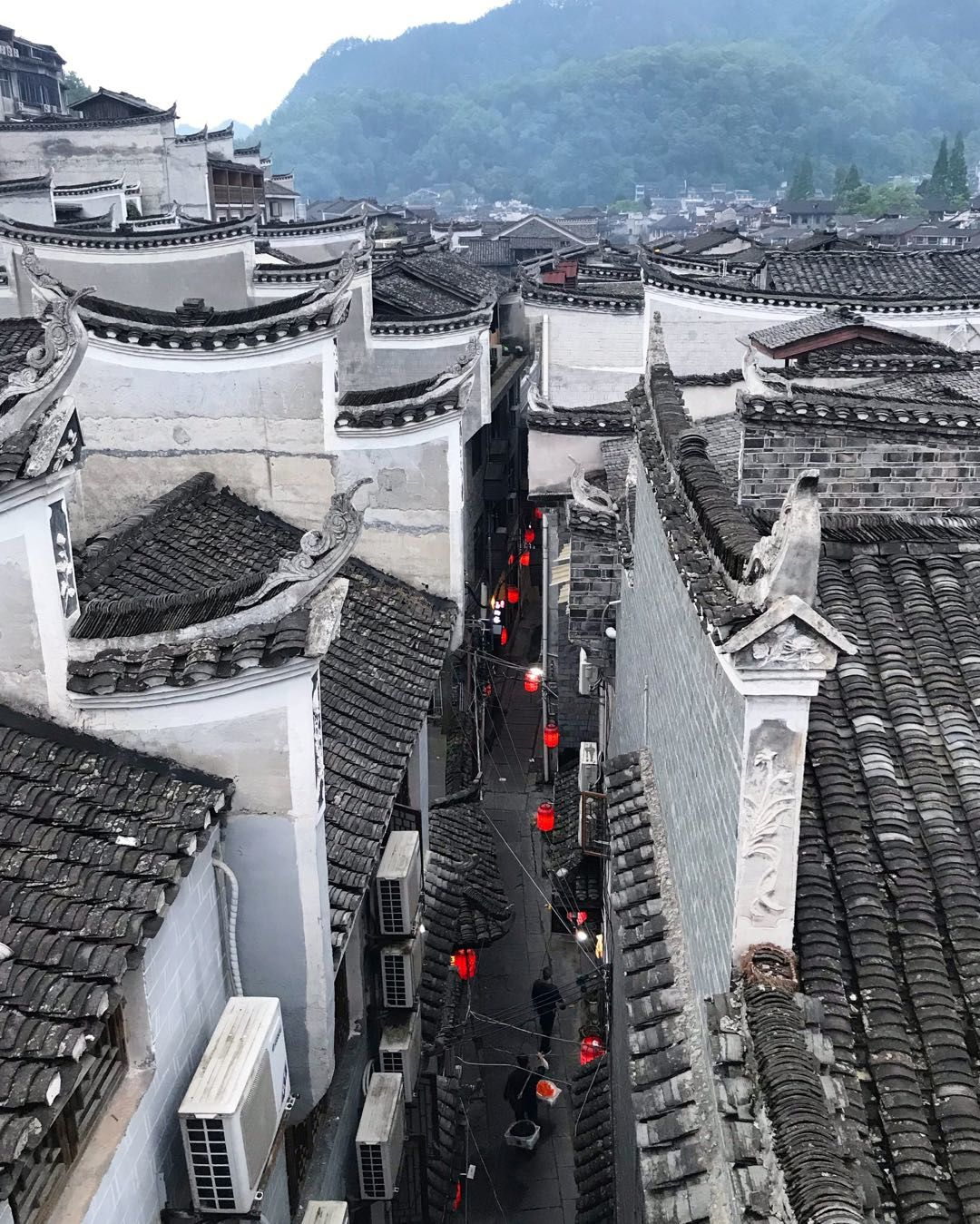La vieille ville de Fenghuang 凤凰古城