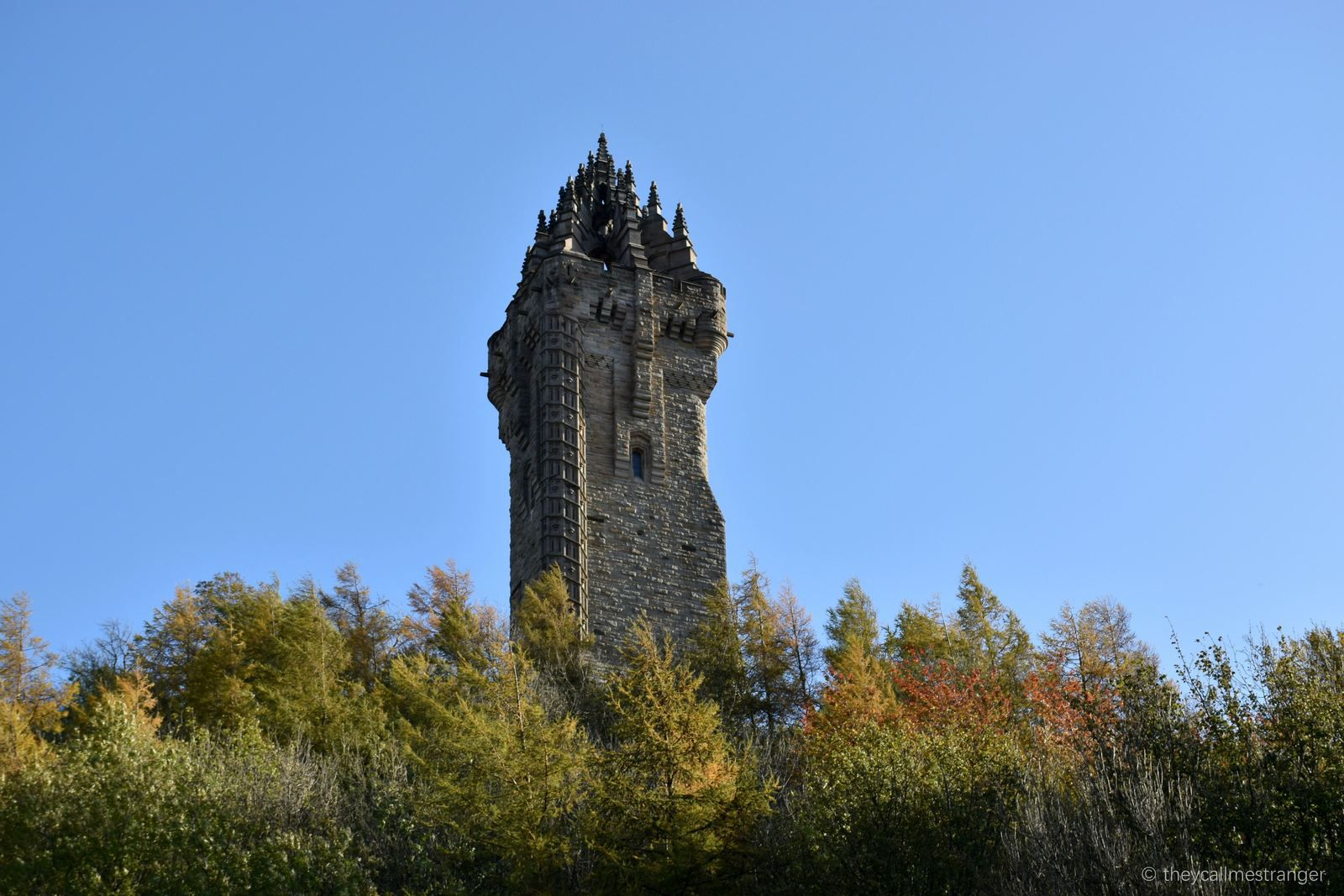 Le monument William Wallace, Stirling