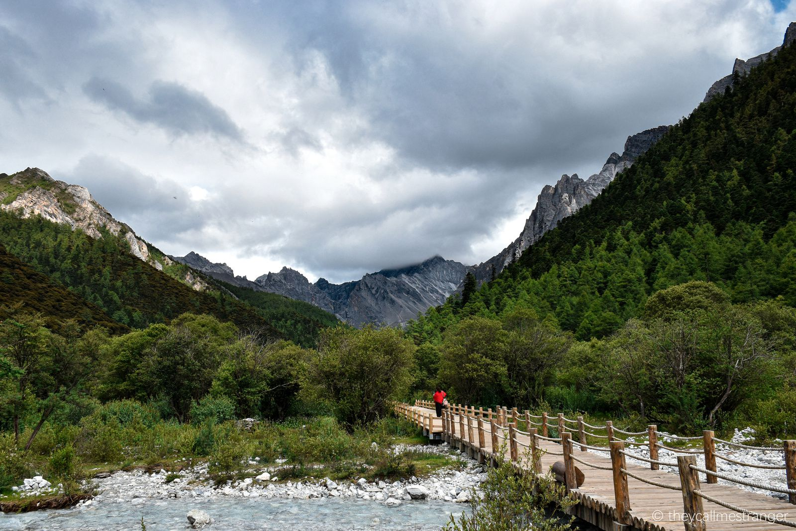 Ouest du Sichuan : la réserve naturelle de Yading 亚丁自然保护区