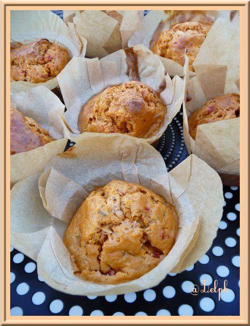 Muffins du soleil