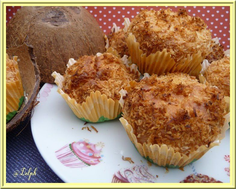 Muffins double coco