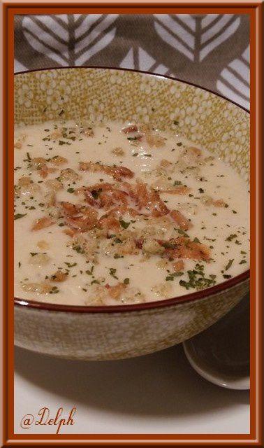 Crème d'oignons