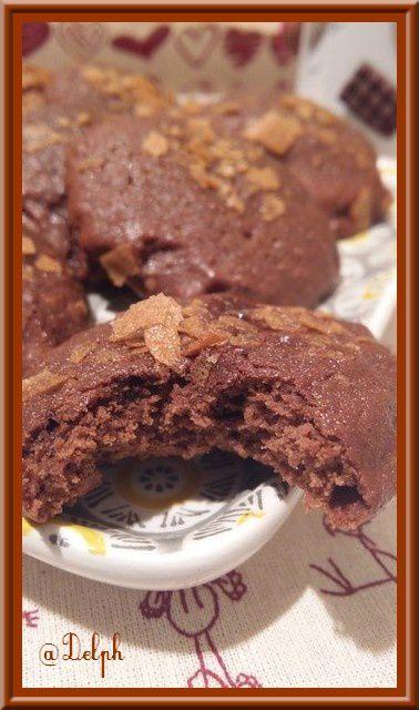 Cookies aux trois ingrédients, aux gavottes