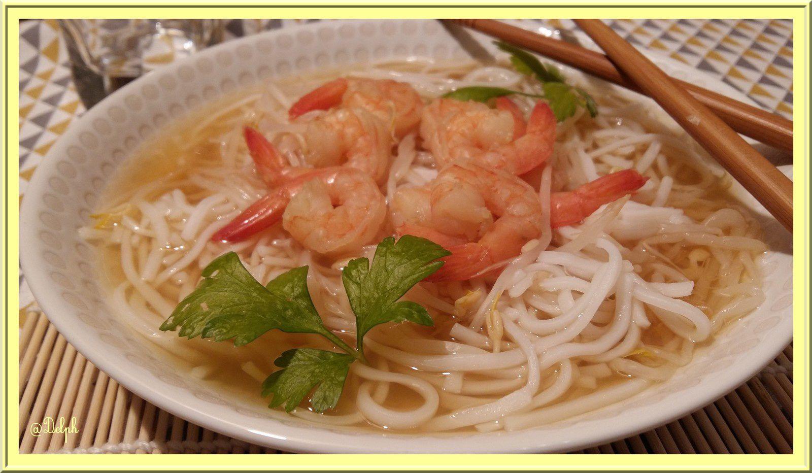Soupe pho vietnamienne blogs de cuisine - Zen la cuisine vietnamienne ...