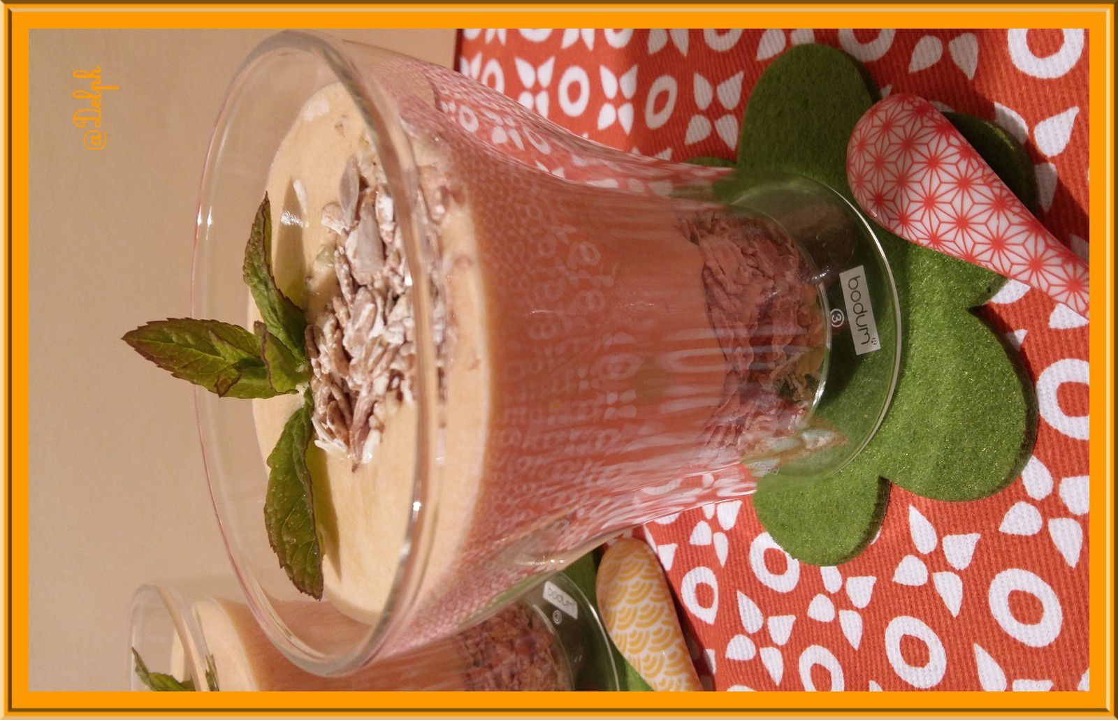 Mousses d'Abricots légères