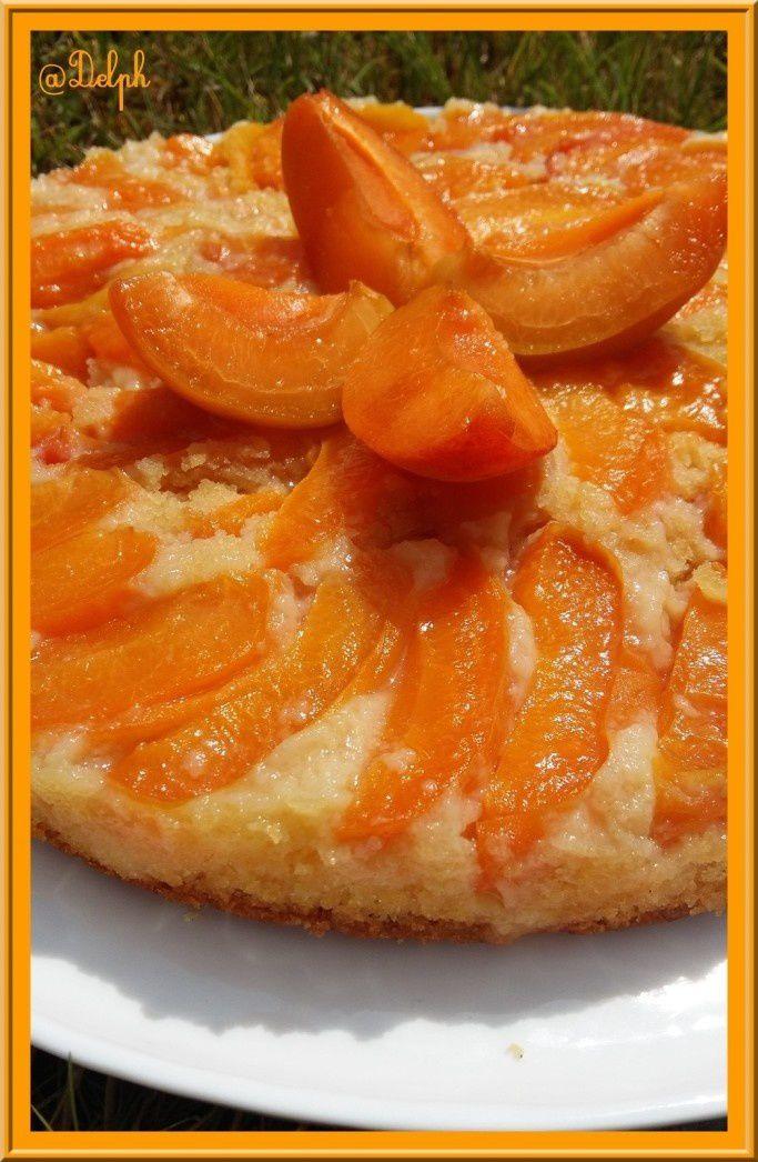 Moelleux abricot fleur d'oranger.
