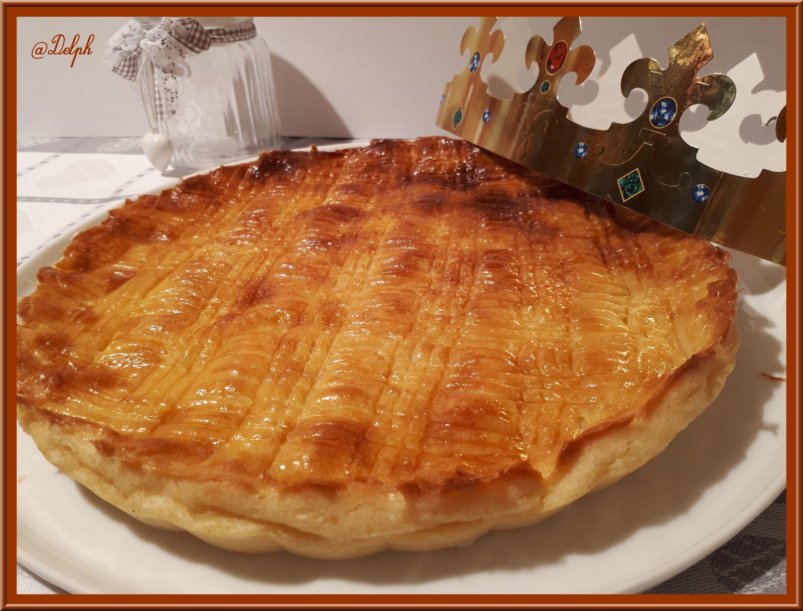 galette comtoise thermomix