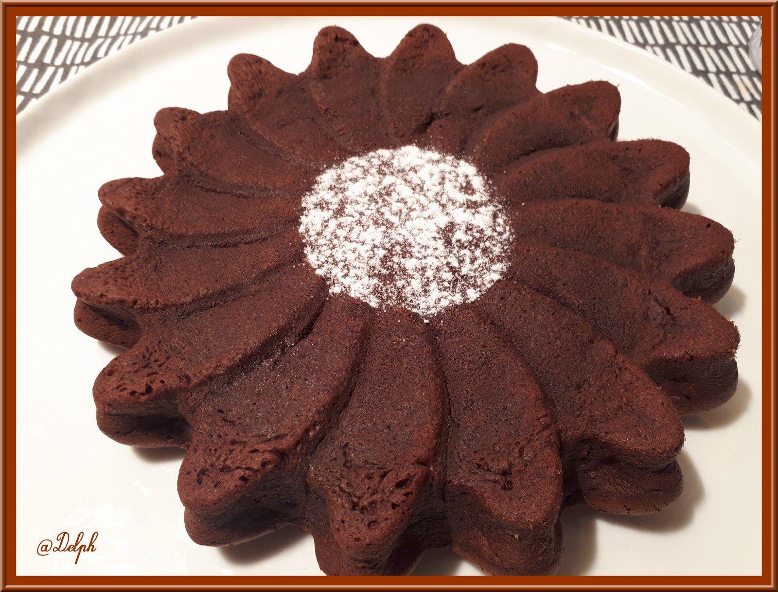 Fondant Au Chocolat Et Lait Concentre Sucre Oh La Gourmande