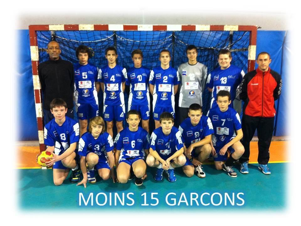MOINS 15 GARCONS