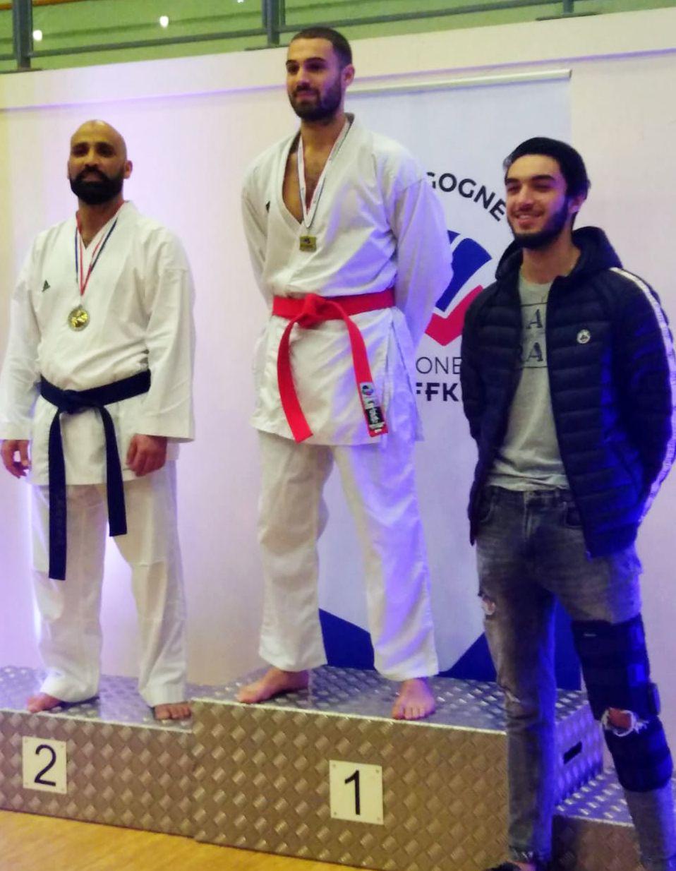10 podiums en championnats deBourgogne