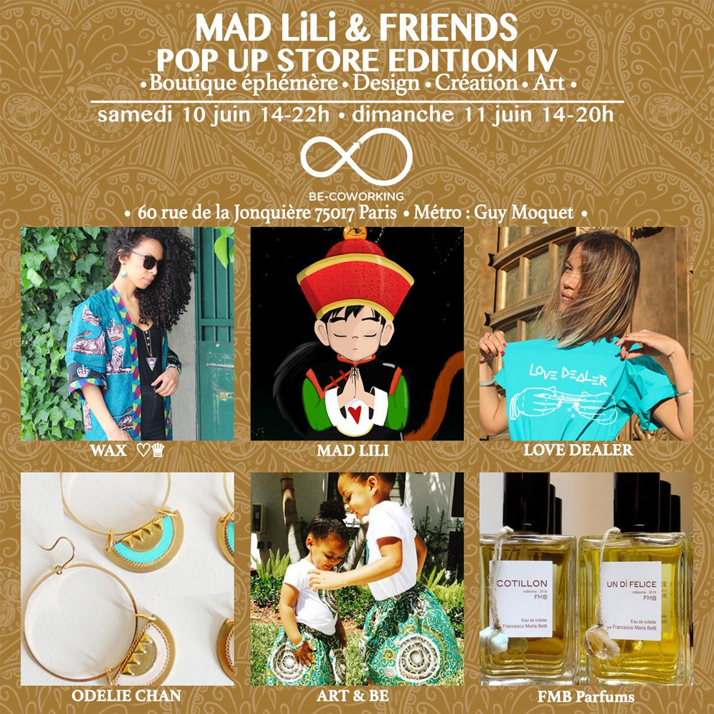 MAD LiLi & FRiENDS IV ♡♕ Pop Up Store