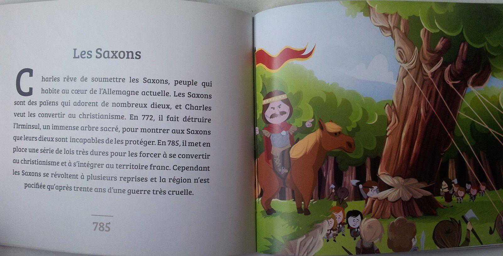 Charlemagne - Quelle Histoire - 2013 (Dès 6 ans)