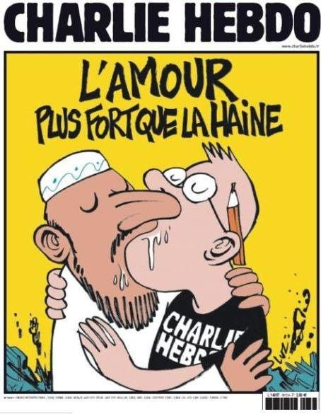 """""""Je suis Charlie"""" - Article hommage."""