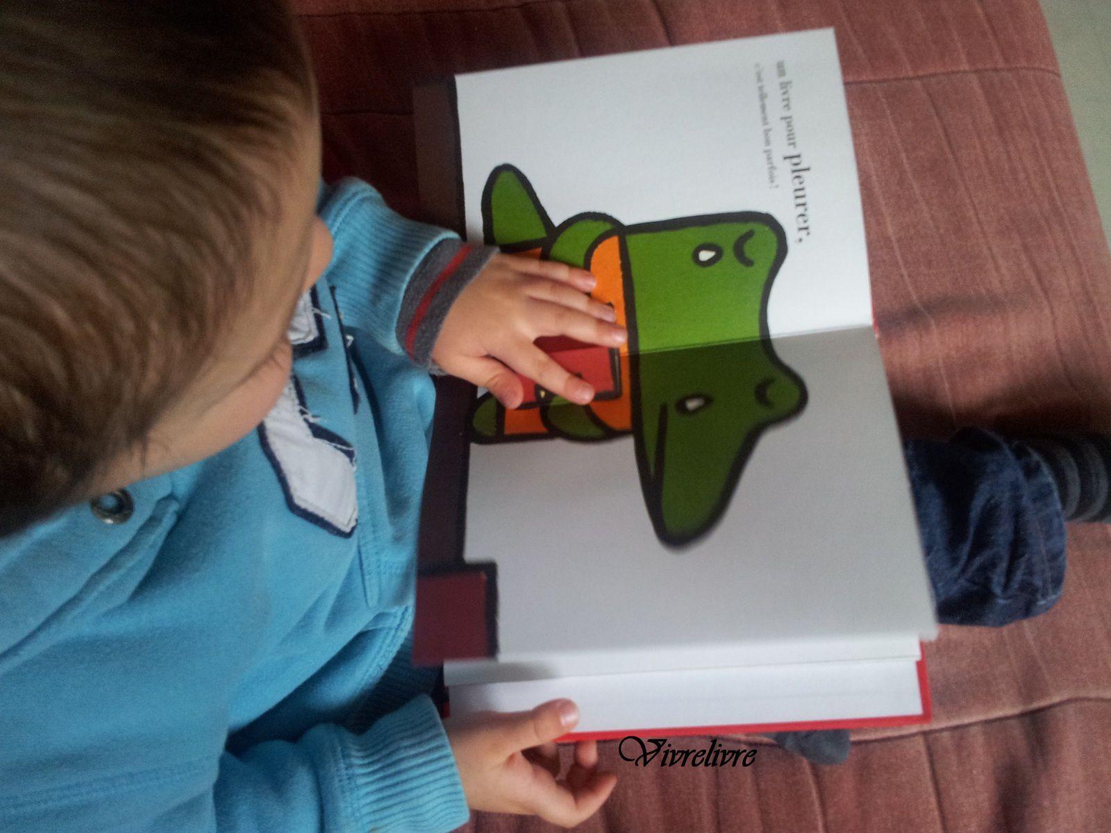 Ce livre-là. Malika DORAY. (Dès 2 ans)