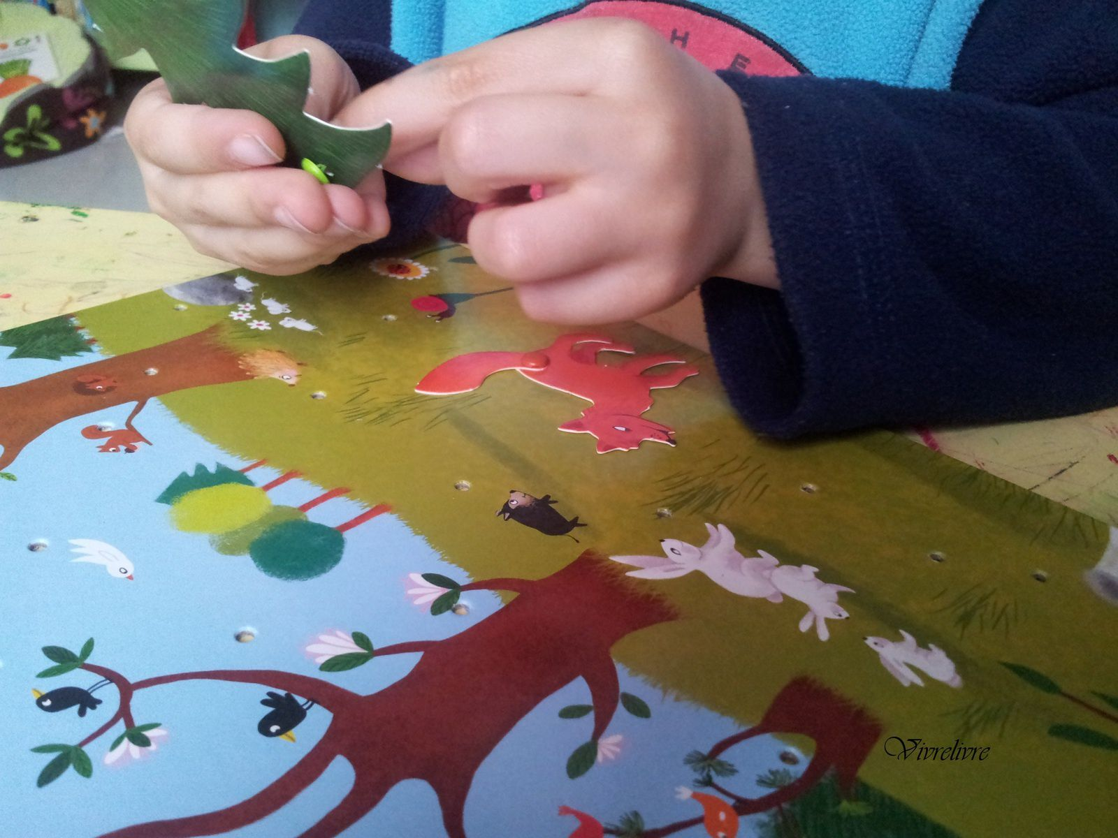Jouer et découvrir #8 – Loisirs créatifs Djeco dès 3 ans.