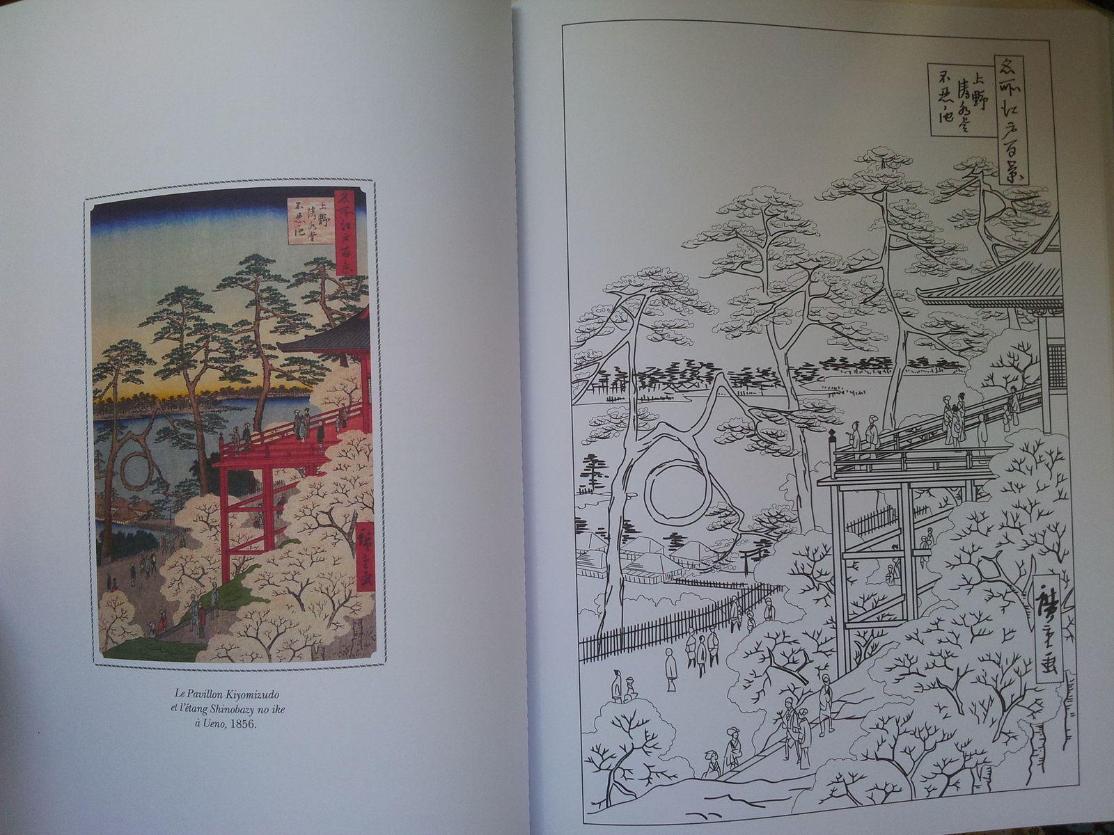 A la rencontre d'Hokusai, des mangas, et de l'art des estampes.