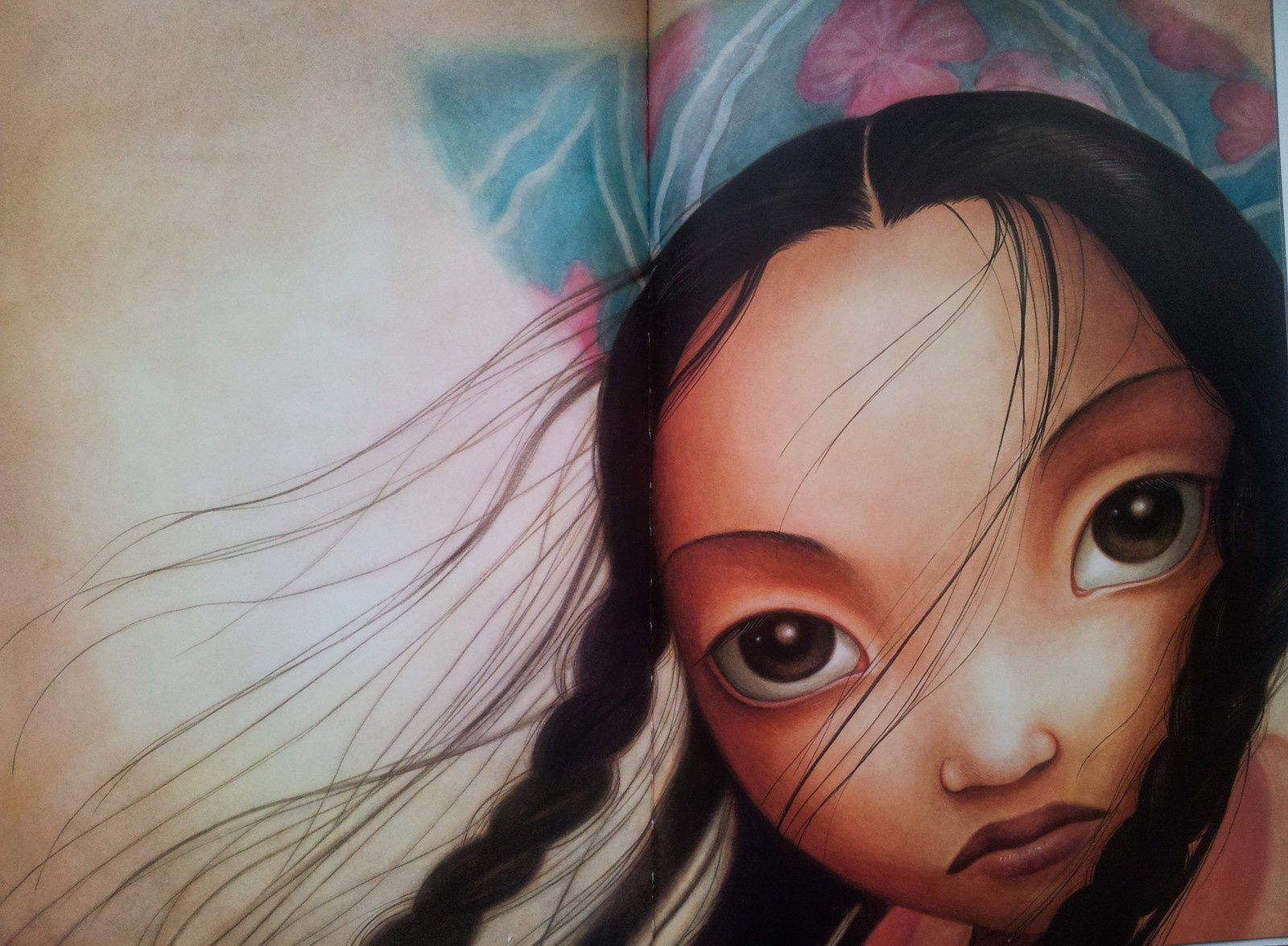 La mélodie des tuyaux. Texte et illustrations de Benjamin LACOMBE, conté par Olivia RUIZ. (Dès 6 ans)