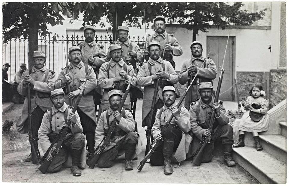76e Régiment d'Infanterie - Source: Les Champs Libres.fr