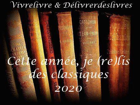 Challenge Classiques Vivrelivre