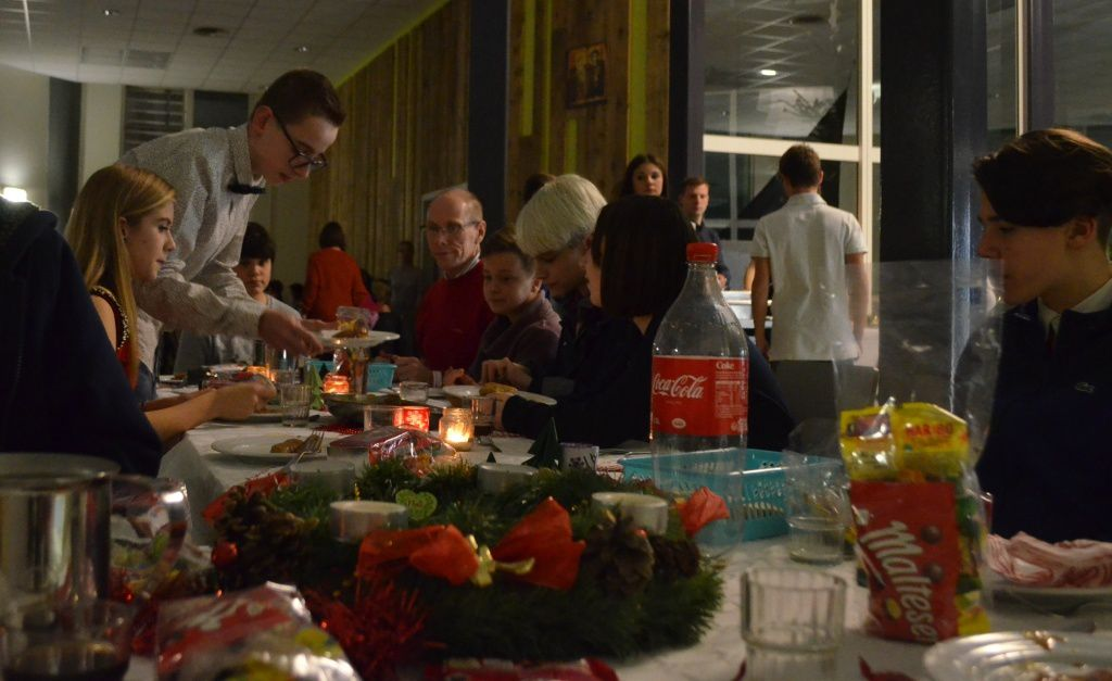 La fête de Noël des internes : 1ère partie