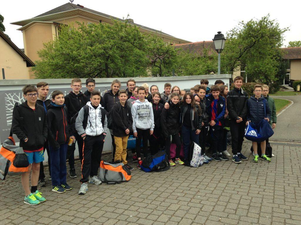 UNSS : Interdistrict athlétisme de Bischwiller